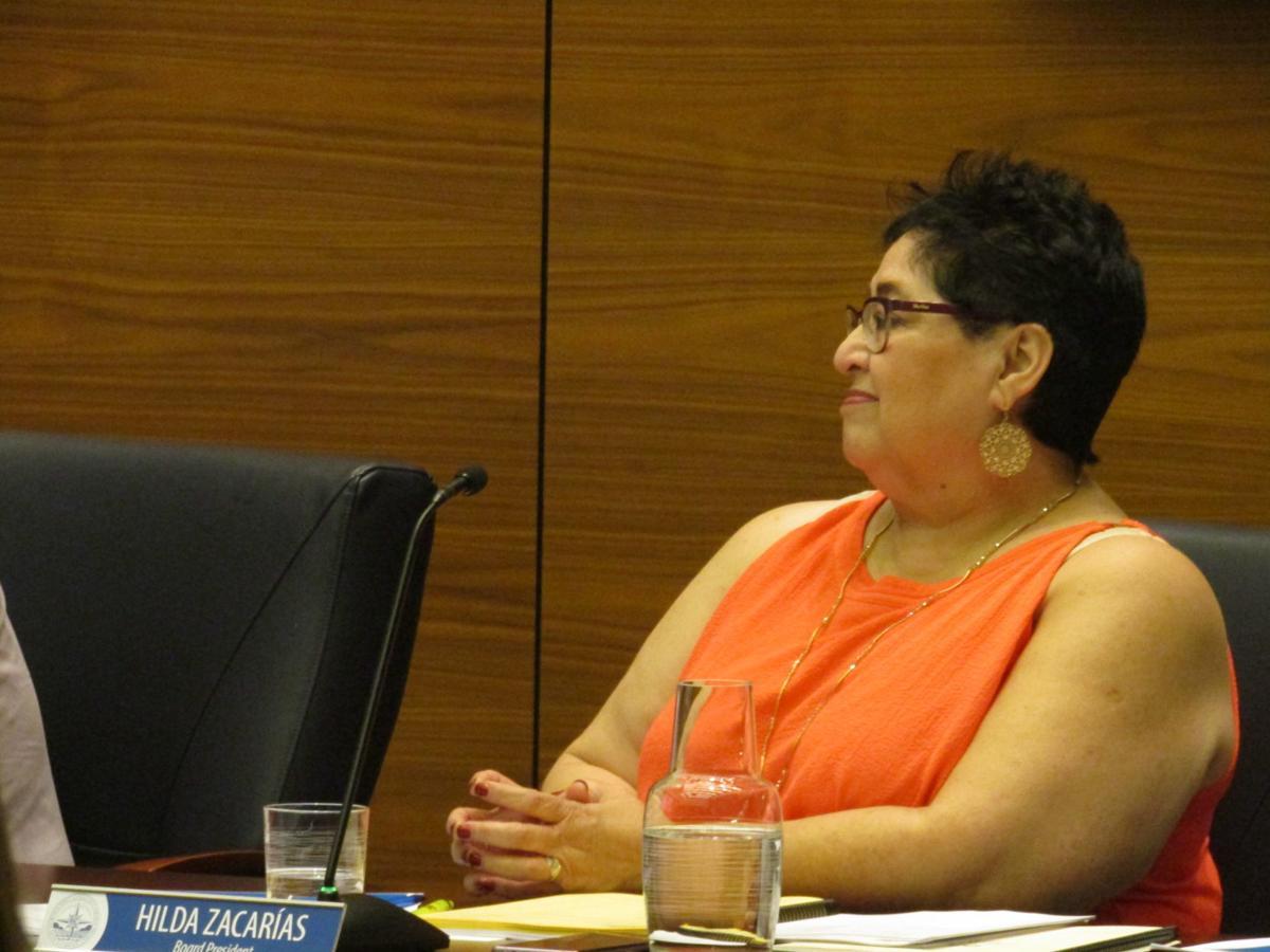 091118 AHC board of trustees meeting