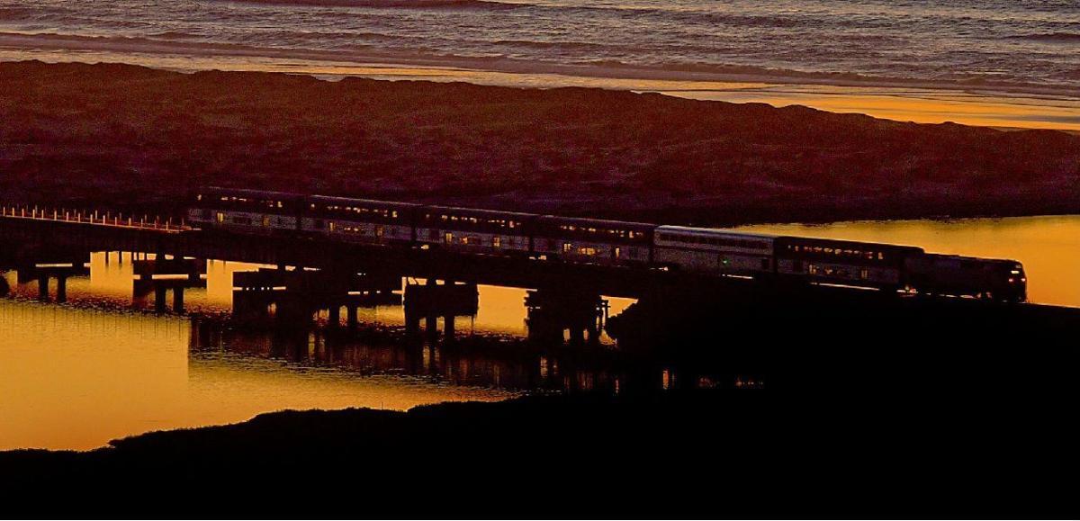 Amtrak Pacific Surfliner, VAFB