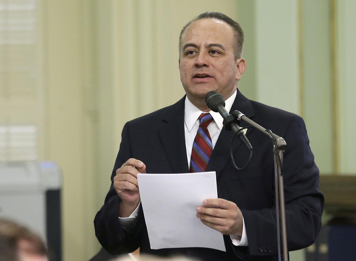 California Harassment Lawmaker Resigns