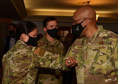 CSAF recognizes accomplishments of DM Airmen