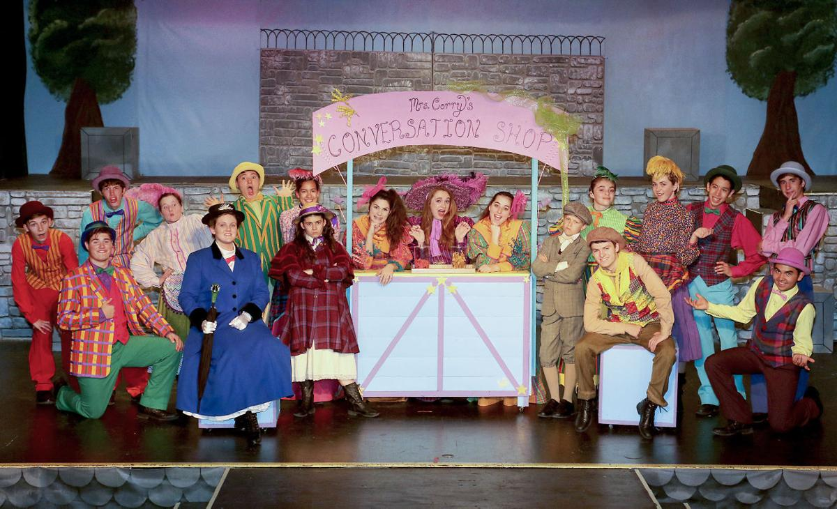 Chs To Present Production Of Mary Poppins Local News