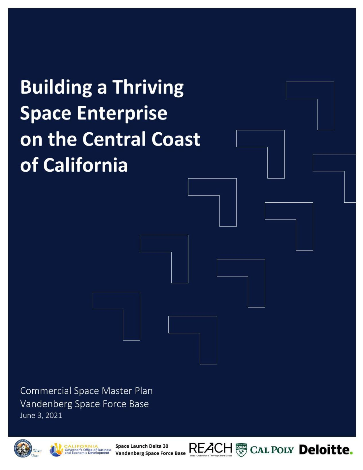 Commercial Space Master Plan