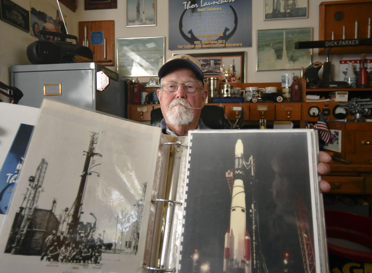 ca5319160c5 Space pioneers who launched first missile from Vandenberg Air Force Base to  reunite for  last hurrah
