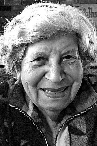 """Amalia R. """"Nellie"""" Zamora"""