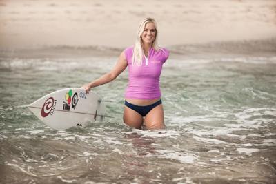 2ef650666d6 Bethany Hamilton Pro Surfer. Professional surfer and shark attack survivor  ...