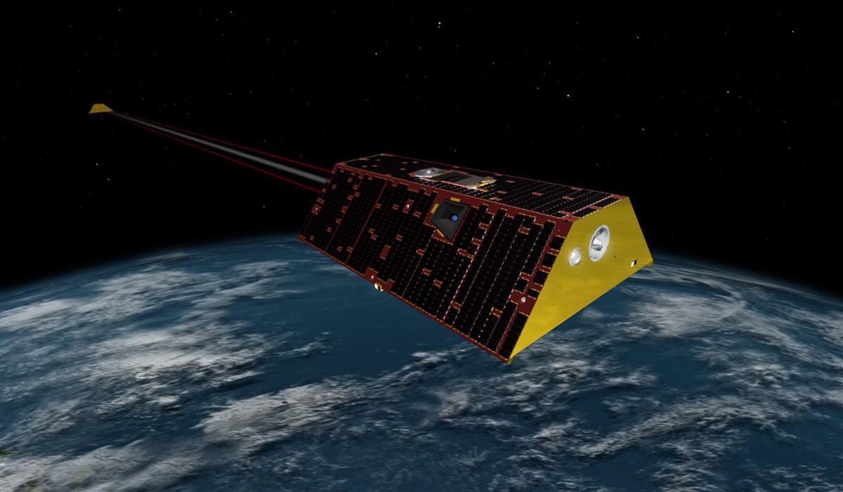 NASA GRACE-FO