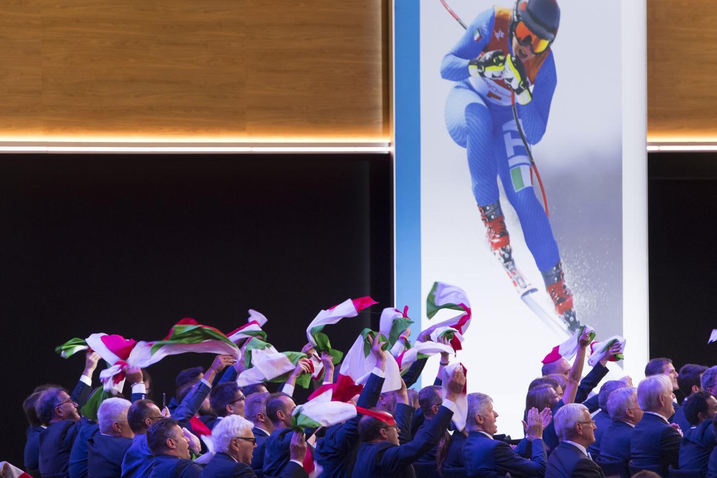 Switzerland 2026 Olympics Bids