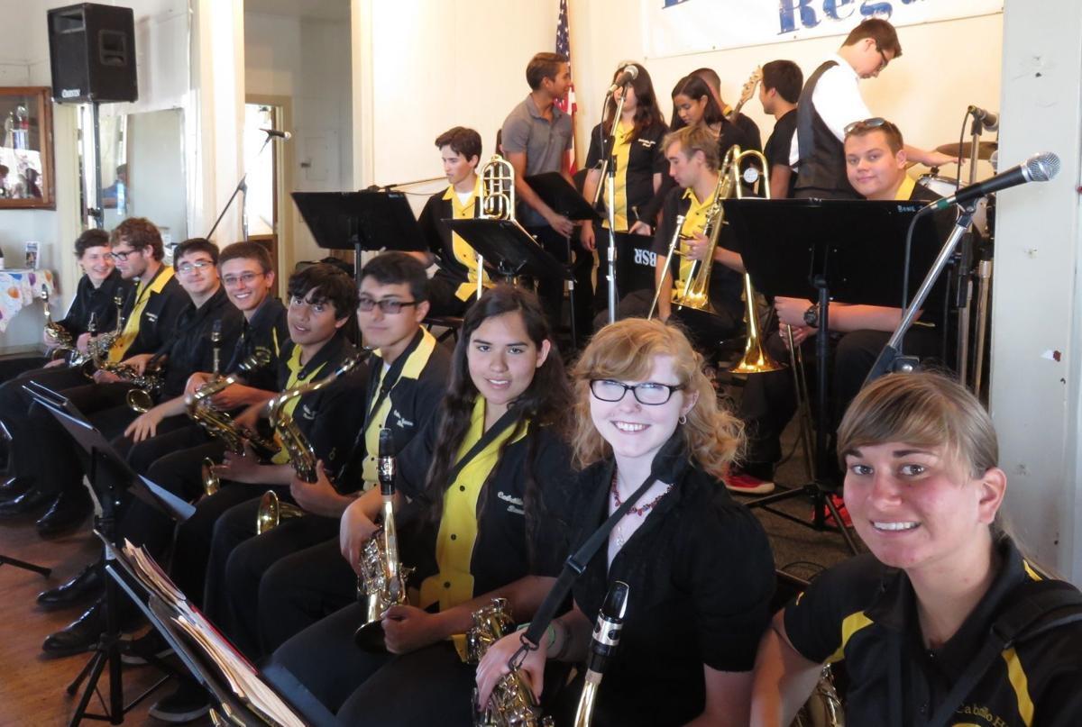 Cabrillo High School Jazz Band