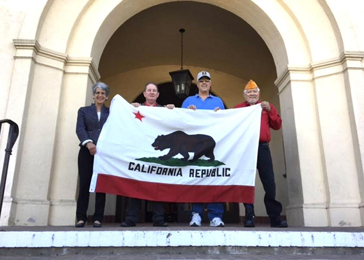 Jackson CA flag lompoc