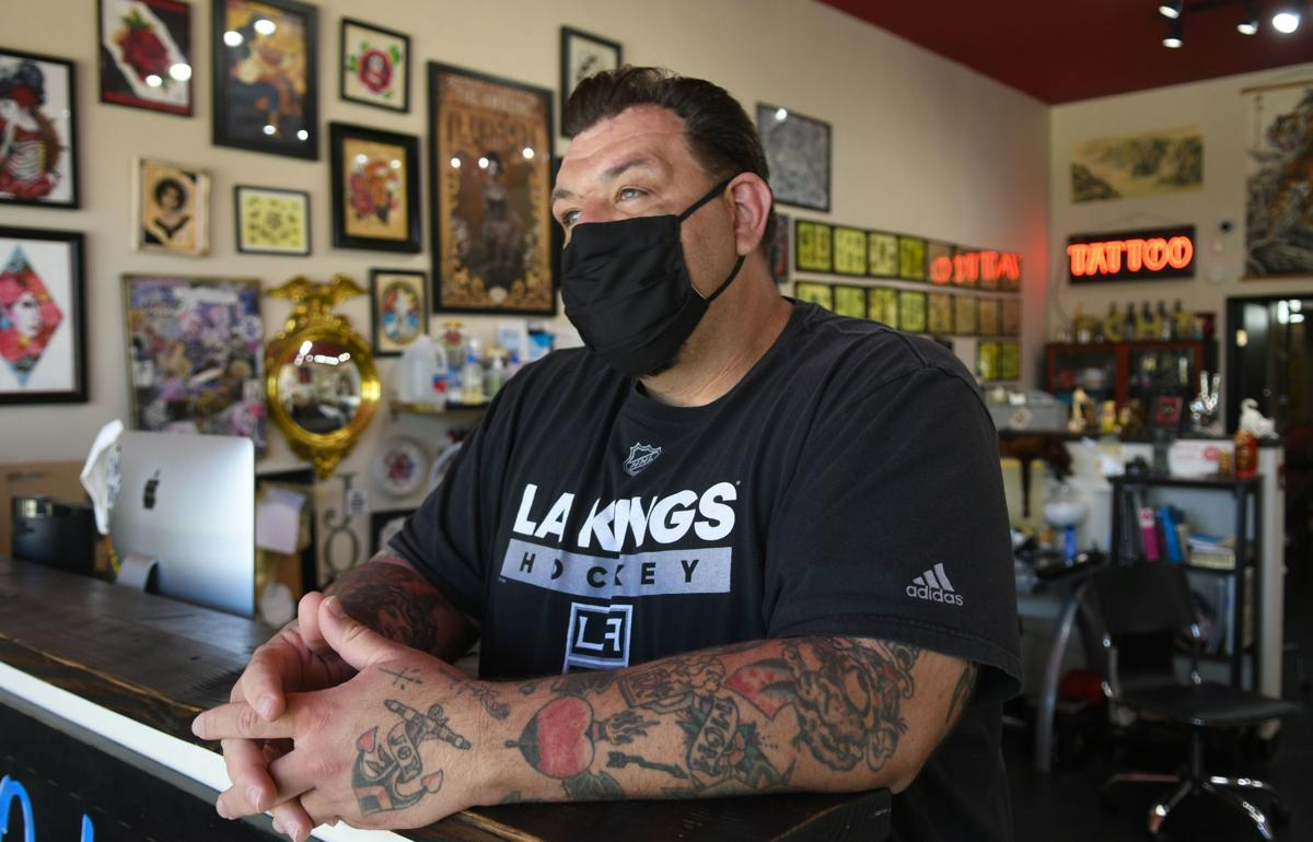 Tattoo Parlor Salon Owners Face The Unknown As Wait For Reopening Continues Local News Lompocrecord Com 29,891 likes · 834 talking about this. tattoo parlor salon owners face the