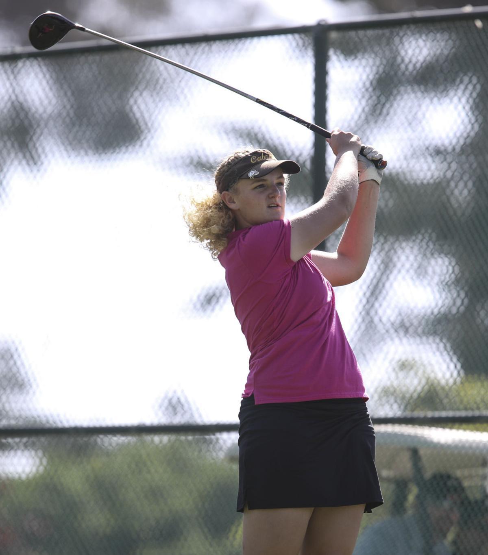 Girls Golf Los Padres League Tournament