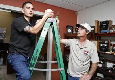 Fire danger for mobile homes