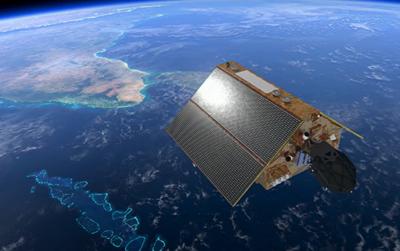 Sentinel-6 satellite