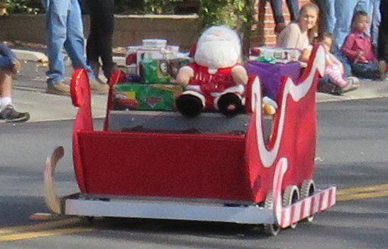 Julefest Parade Winner 8
