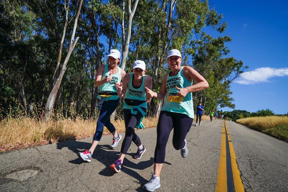 2019 Santa Barbara Wine Country Half Marathon 2