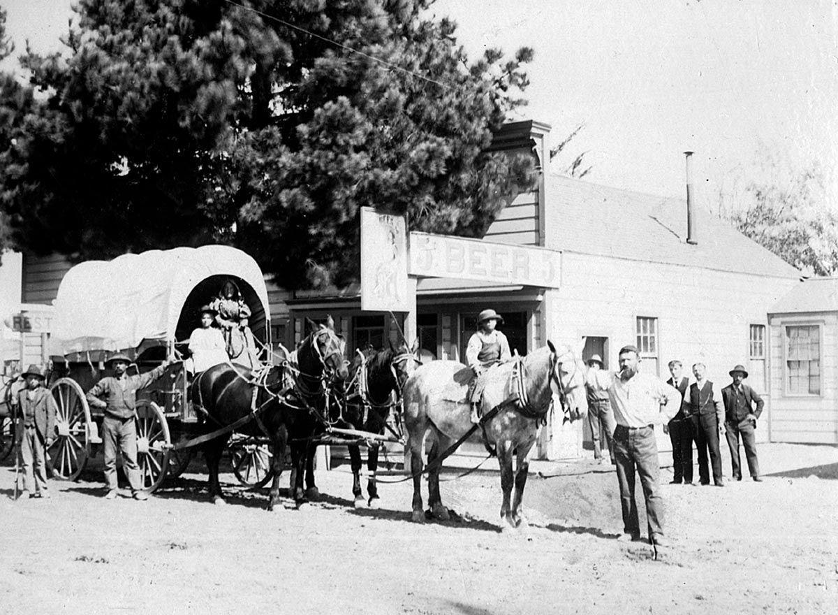 Historic Photos: Take a look at Santa Maria, 'Central City', through the years