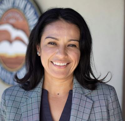 Victoria Juarez, recently appointed CEO of Scholarship Foundation of Santa Barbara. October 17, 2018. Photo: ©2018 Isaac Hernandez Herrero copyright