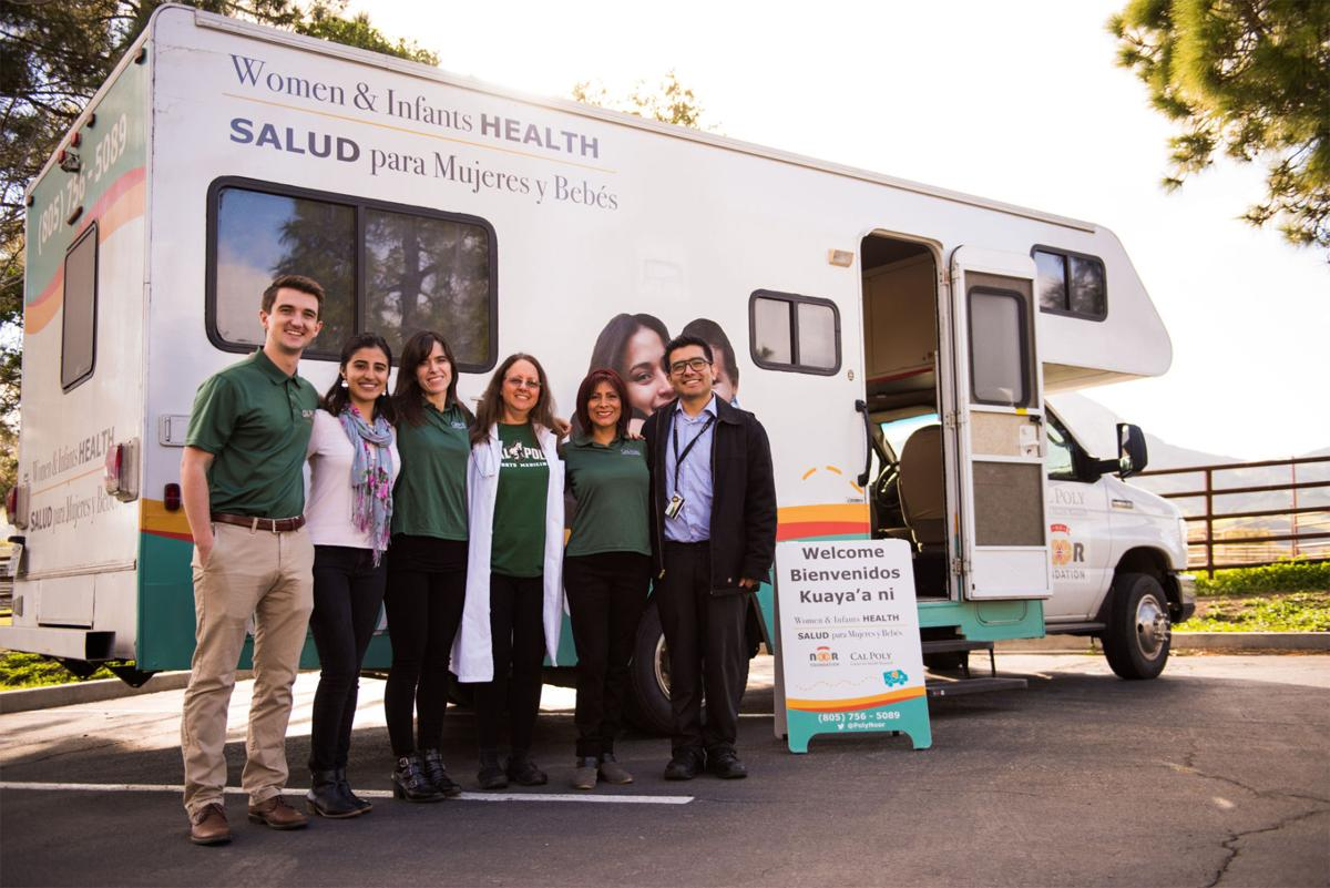 CalPoly health RV