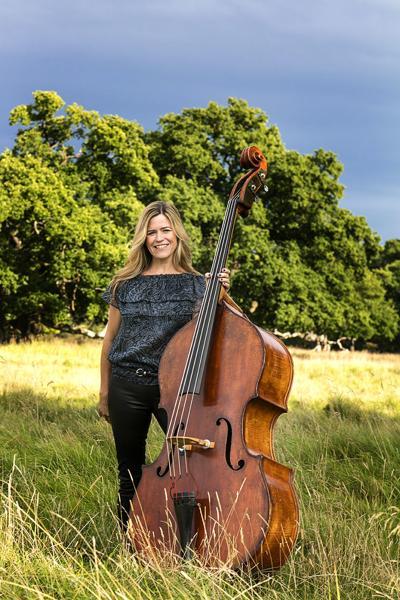 korb-31 (copy) -- Kristin Korb of the Kristin Korb Trio.