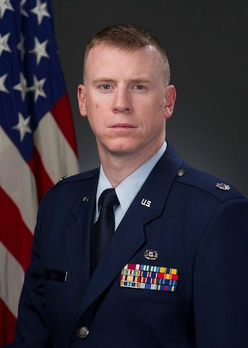 Lt. Col. Jason Hull