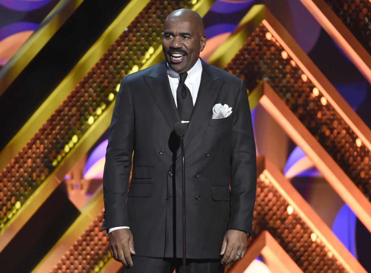 10. Steve Harvey, $42.5 million (TV host, comedian)