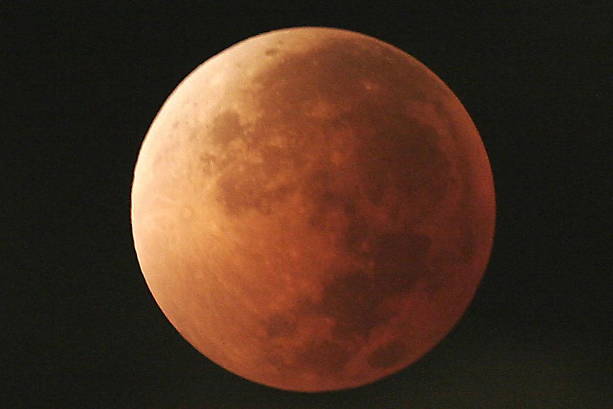 Lunar trifecta
