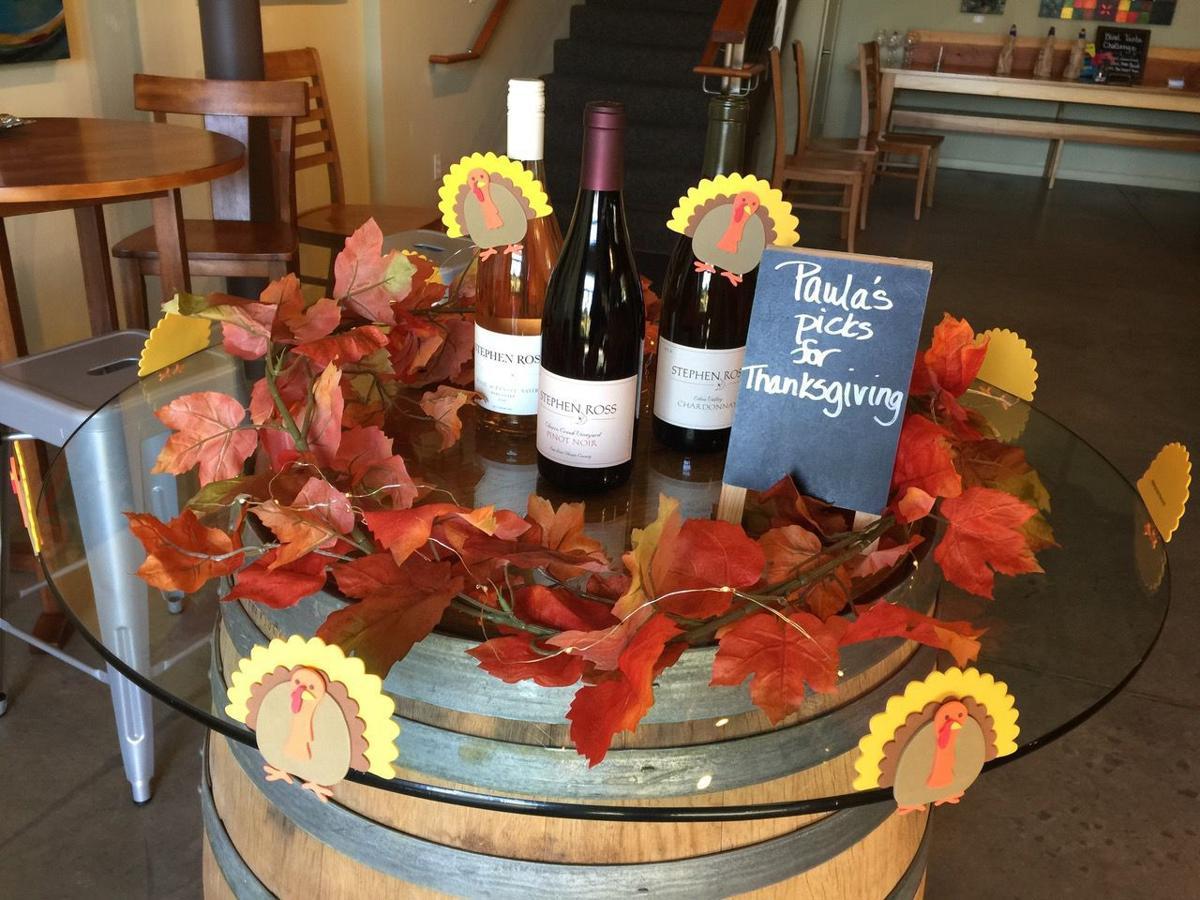 Stephen Ross tasting room in San Luis Obispo