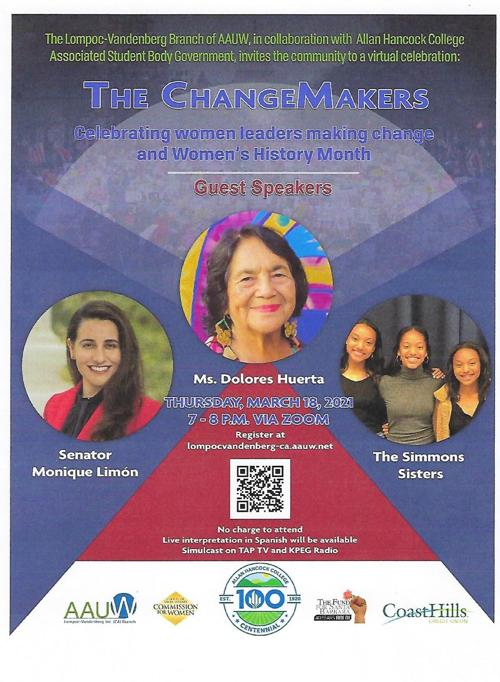 AAUW ChangeMakers Flyer