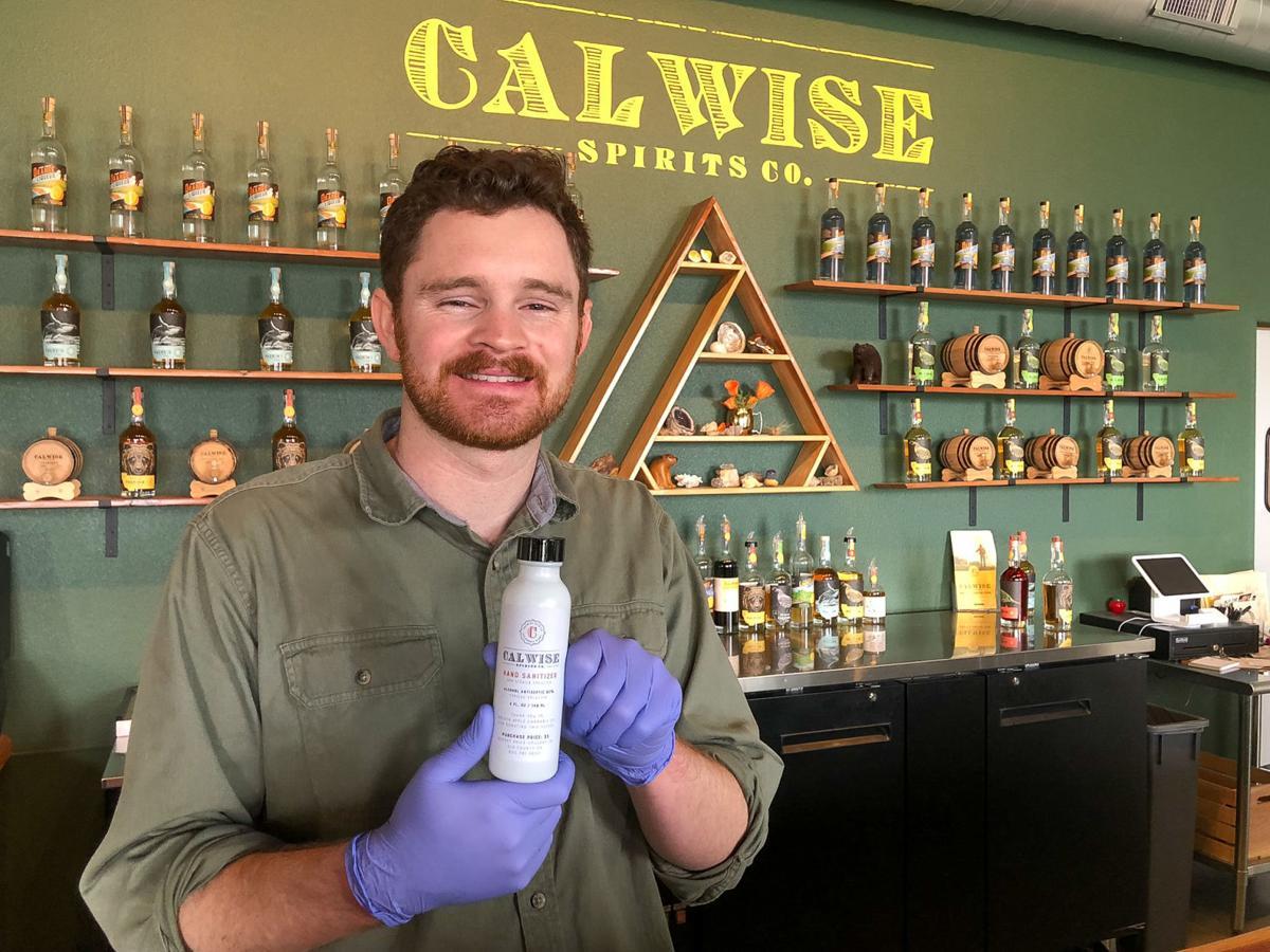 032420 SLO County distillery hand sanitizer 2