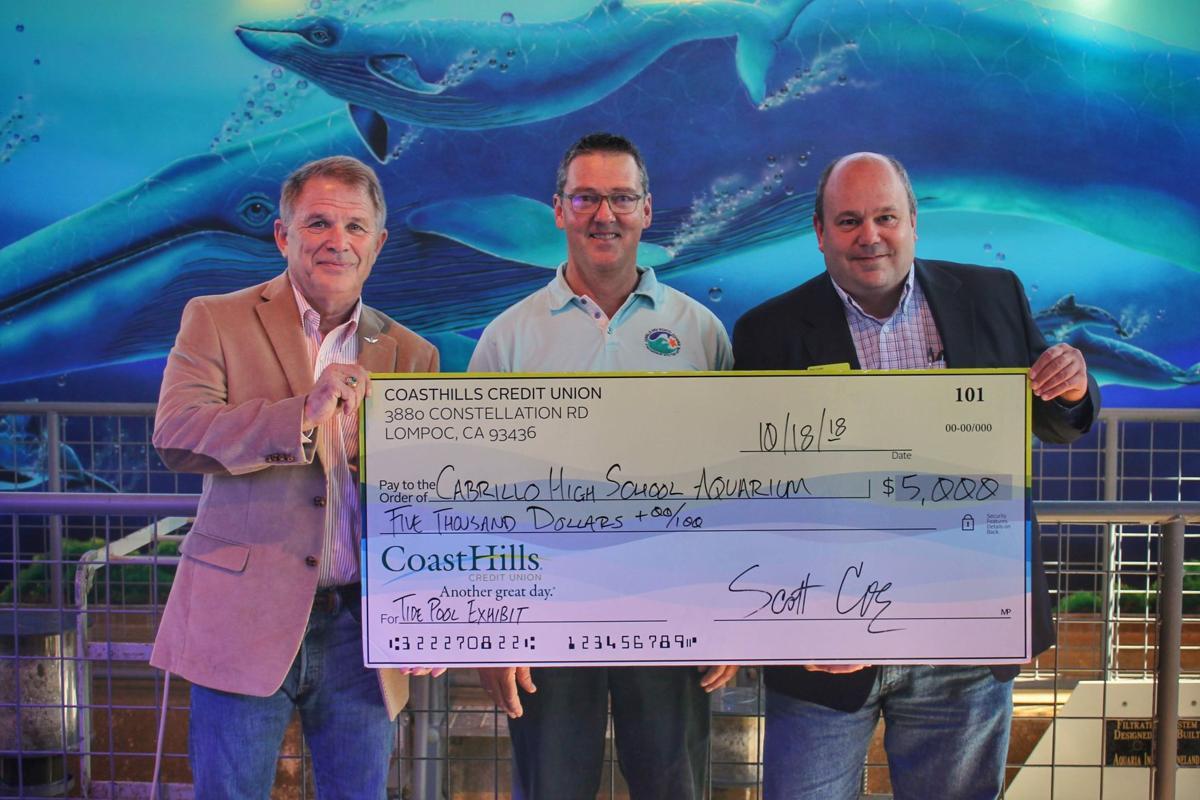 101818 Cabrillo Coasthills donation 01