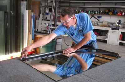 ON THE JOB: Mid Coast Glass | On the Job | lompocrecord com