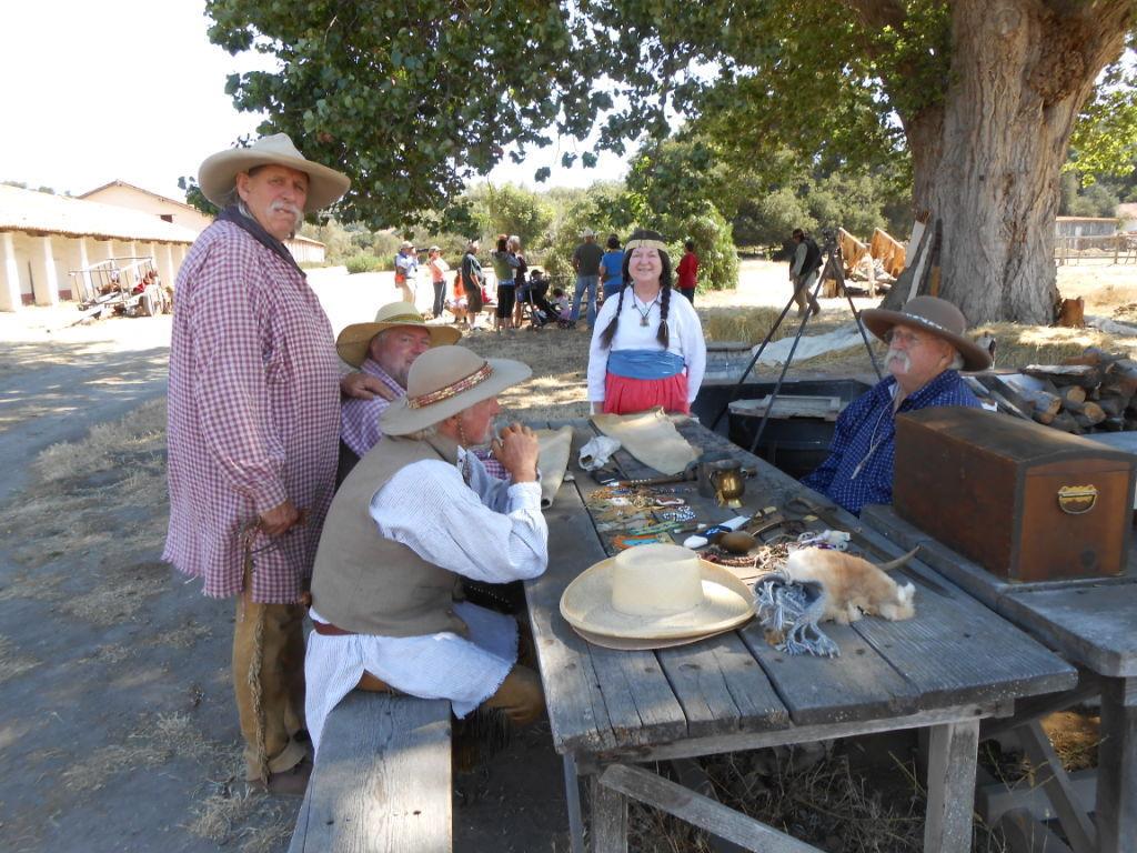 La Purisima Mission State Park comes alive