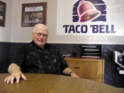Local Taco Bell franchise owner still lives by swift service