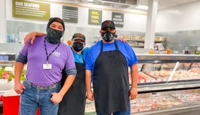 New Frontiers Meet the Butcher