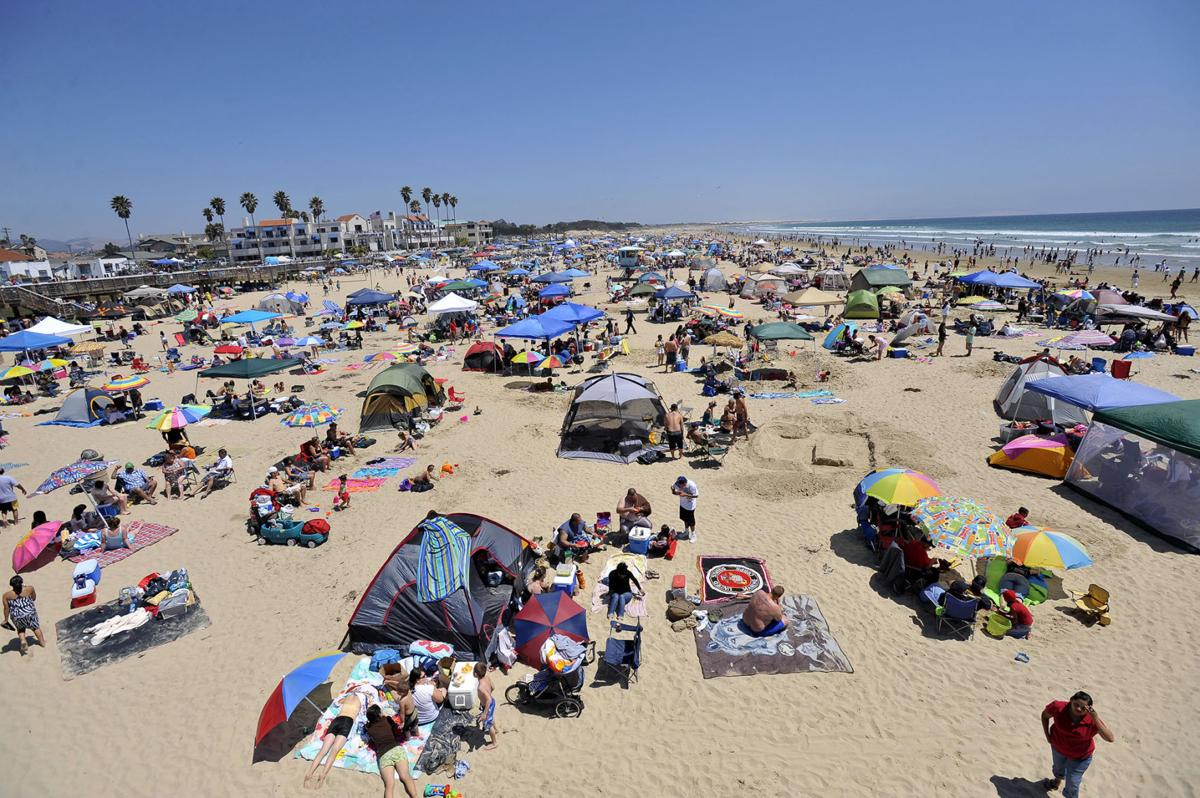 Gallery Pismo Beach Independence Day Beach Party Through -6501