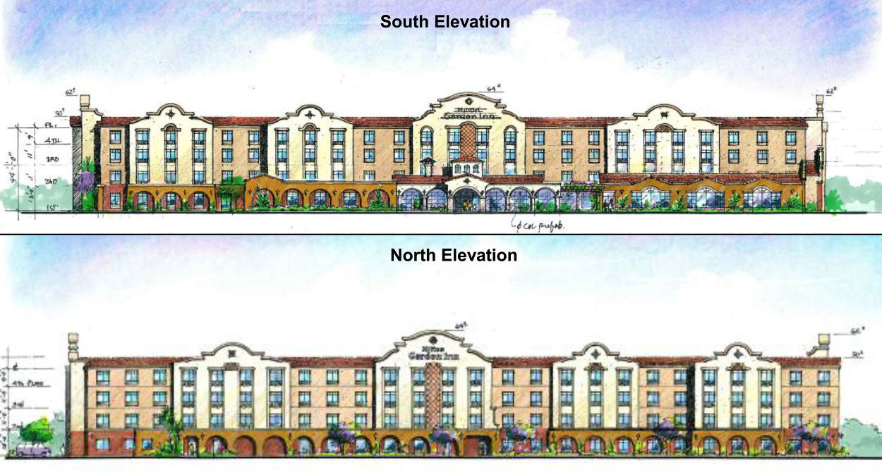 Planning Commission gives goahead to Hilton project Government