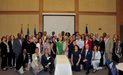 Air Force hosts Gold Star and Surviving Family Members Summit