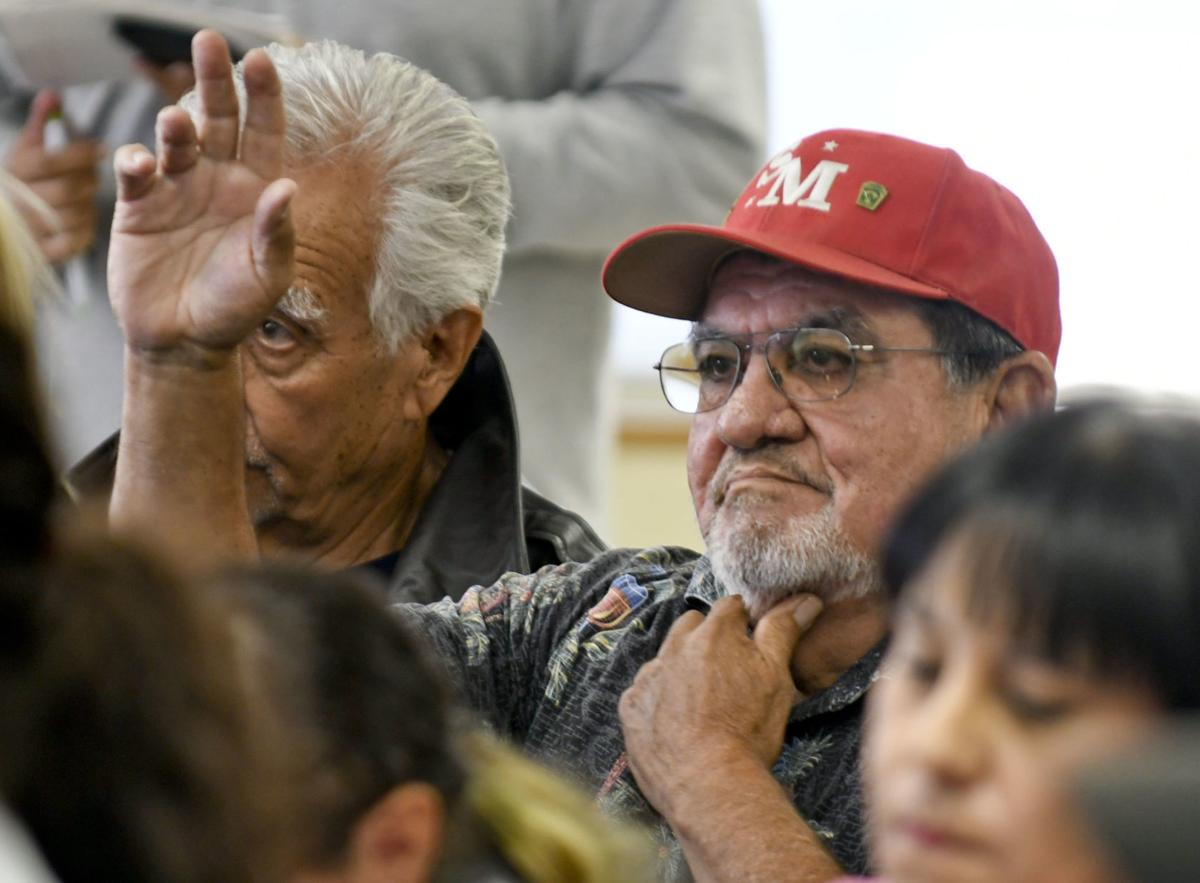 Photos: Parents, coaches call for more softball, baseball fields at Santa Maria meeting