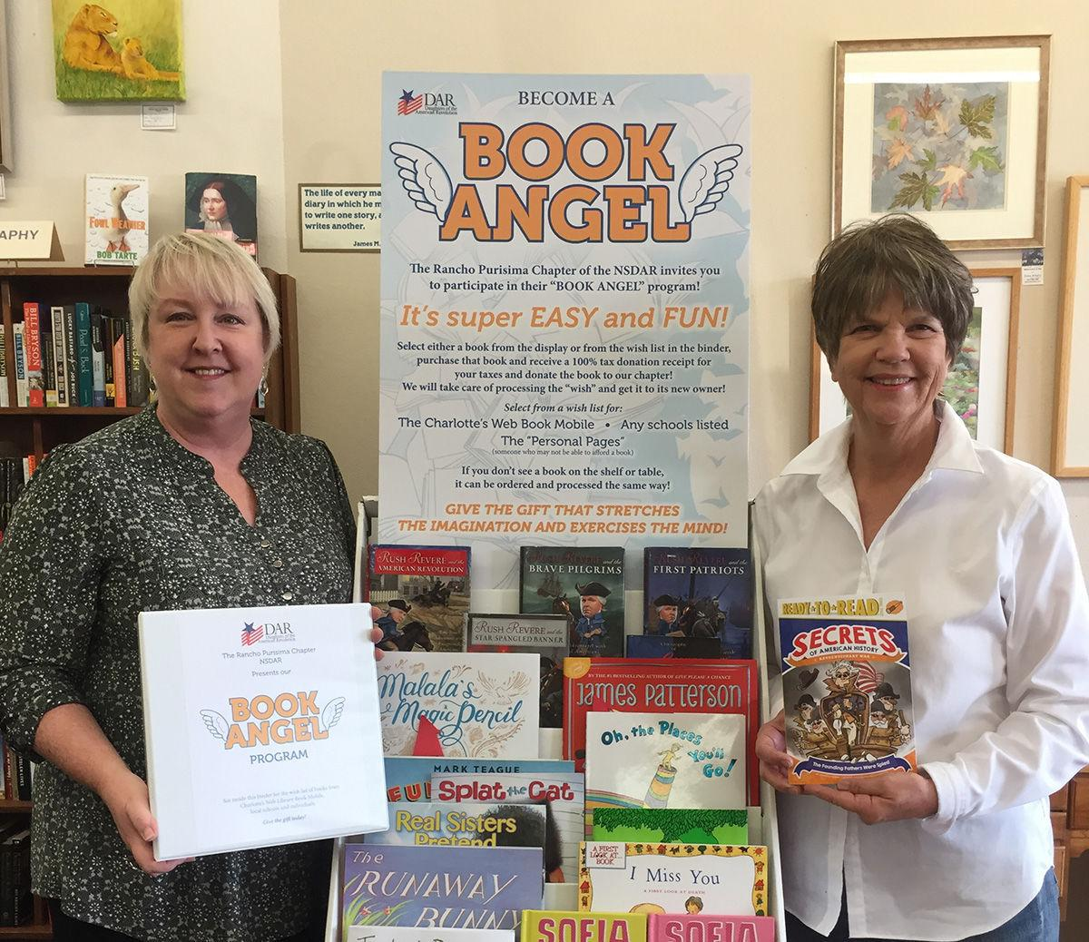Book Angel program