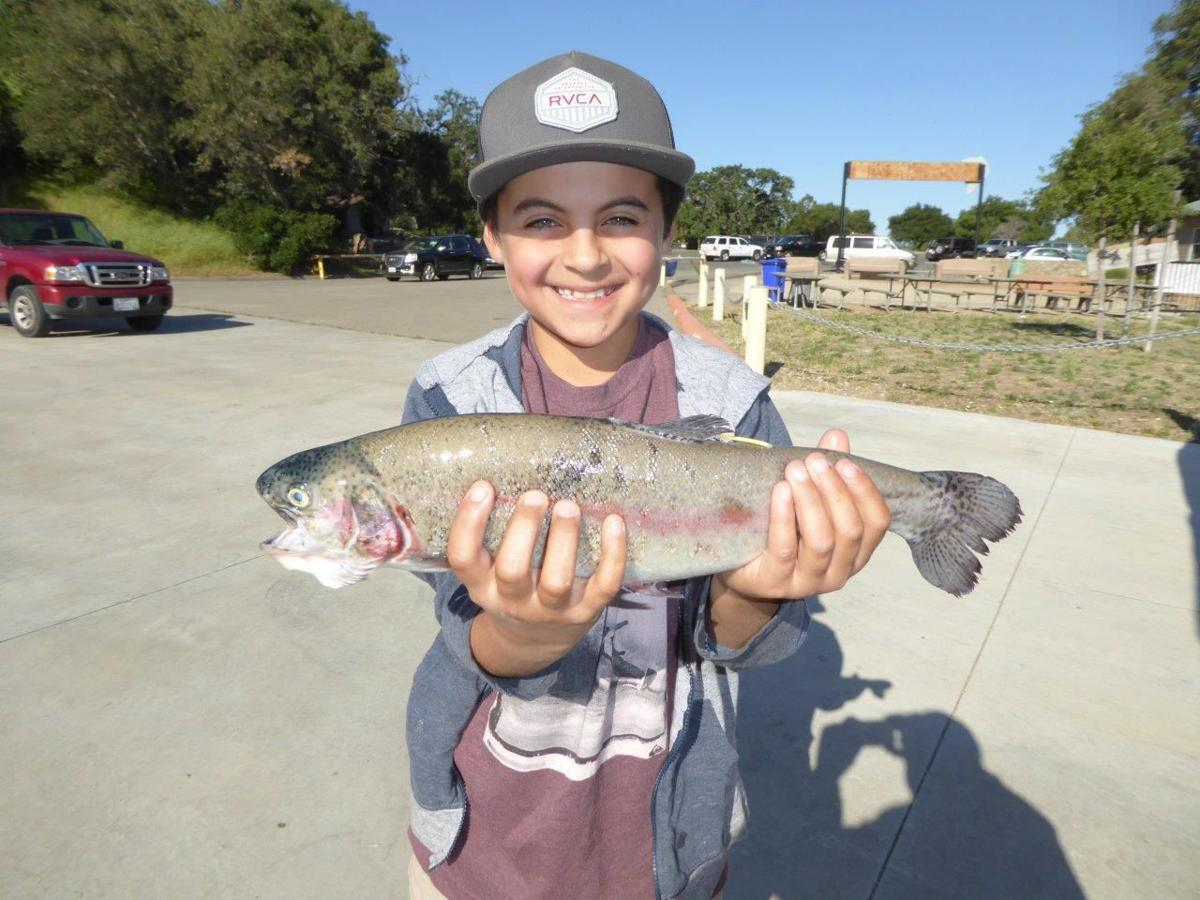 Trout and prizes up for grabs at Fish Derby