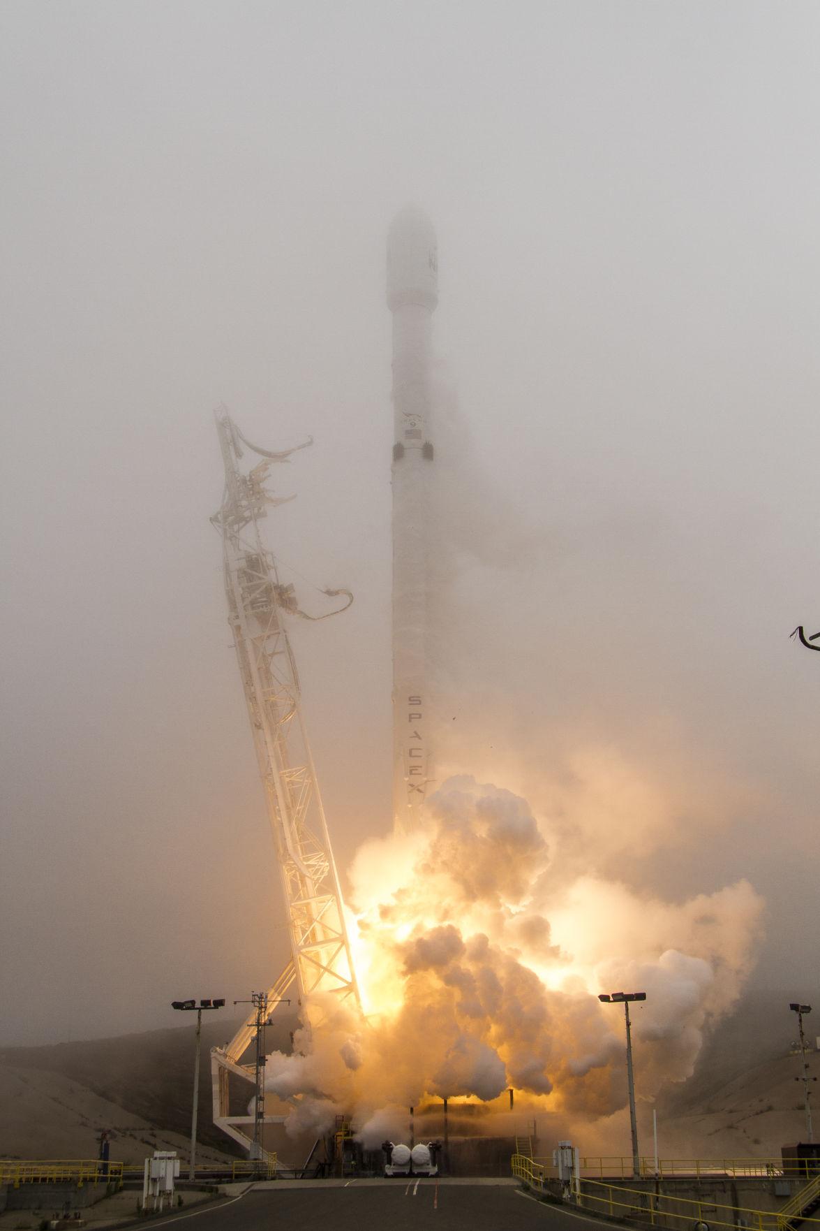 SpaceX Falcon 9 (copy)