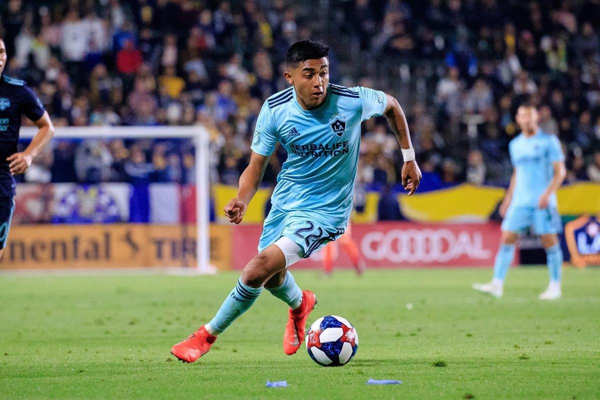 Julian Araujo gets a potential starting chance