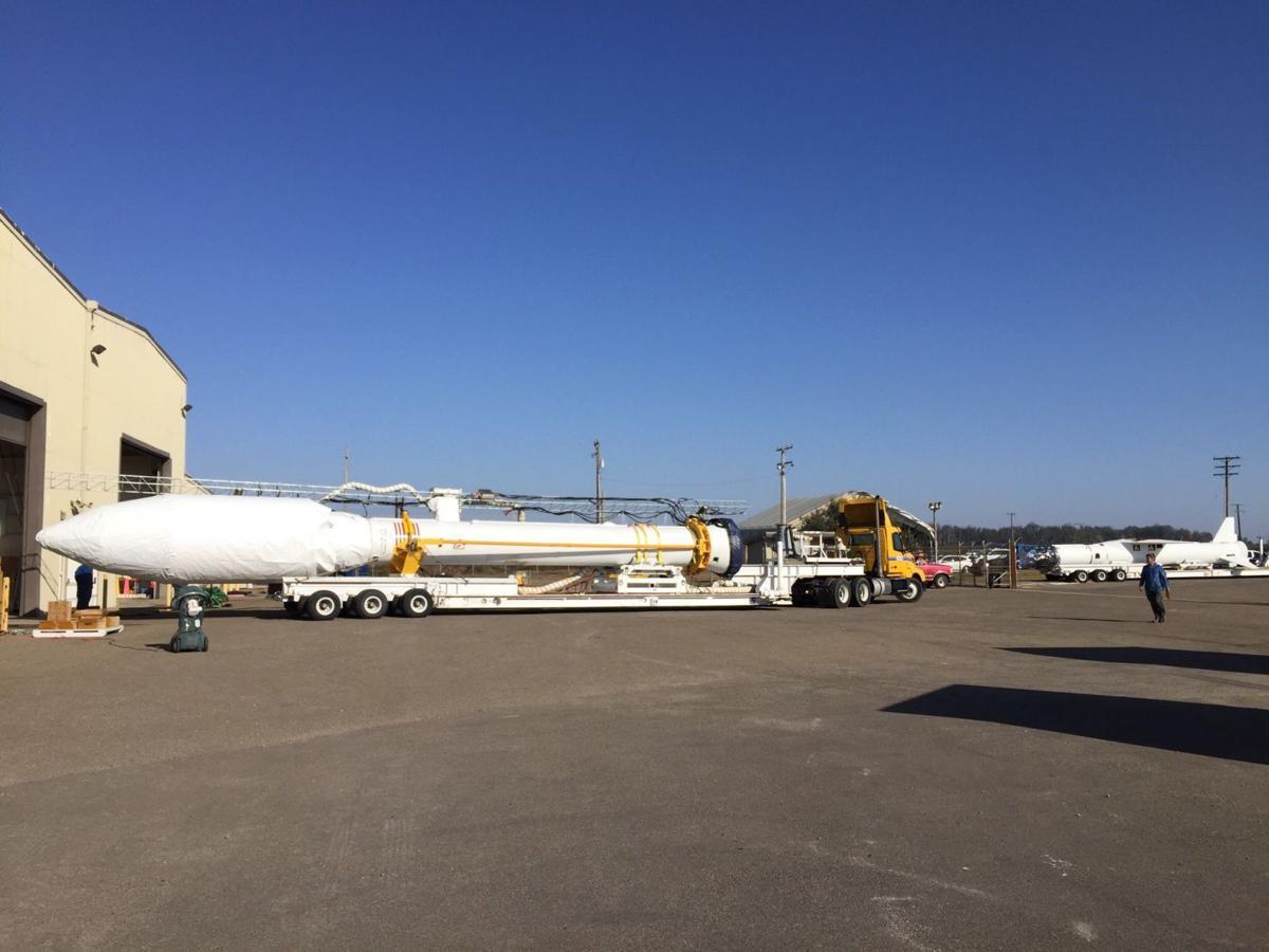 Orbital ATK pre-launch