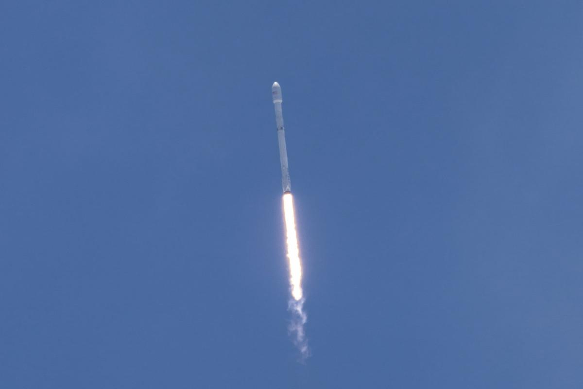 SpaceX Falcon 9 (copy)