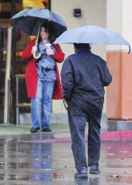 Lompoc Rain Storm