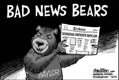 Editorial Cartoon: Bad news bears