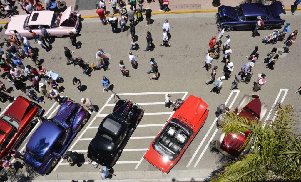Car Show Shifts Pismo Beach Into Summer Local News Lompocrecordcom - Pismo beach car show
