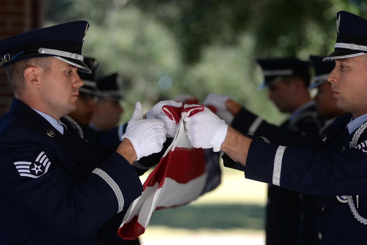 Honor guard brings new perspective for Airman