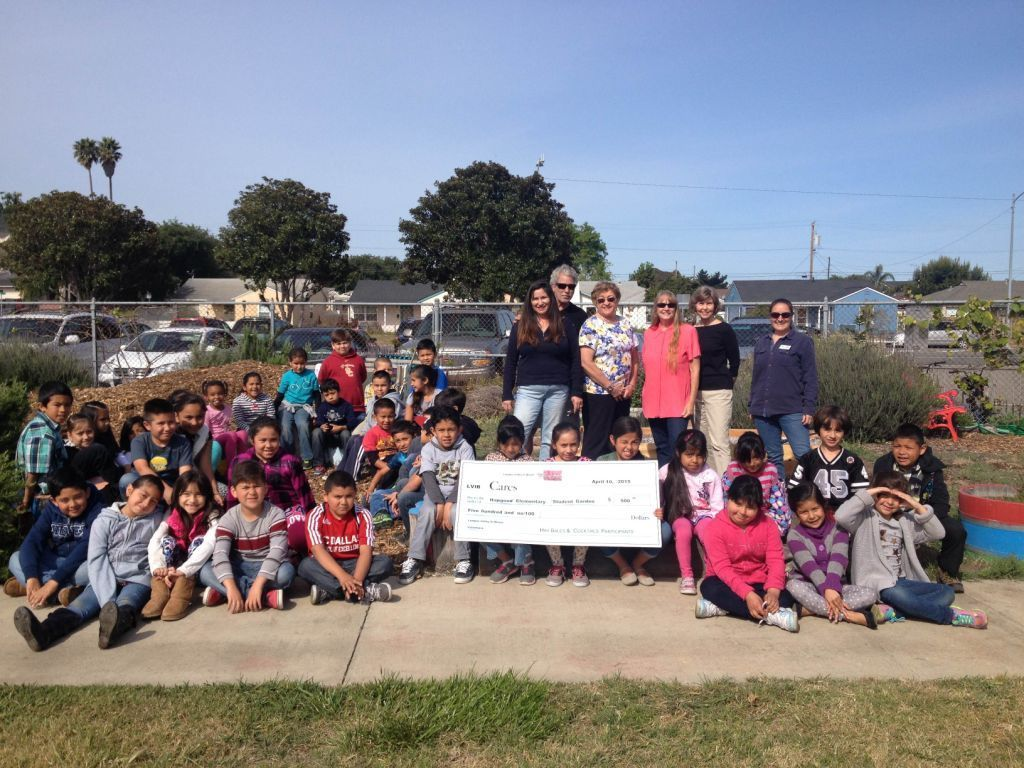 Hapgood Garden To Expand Thanks To Grant Education
