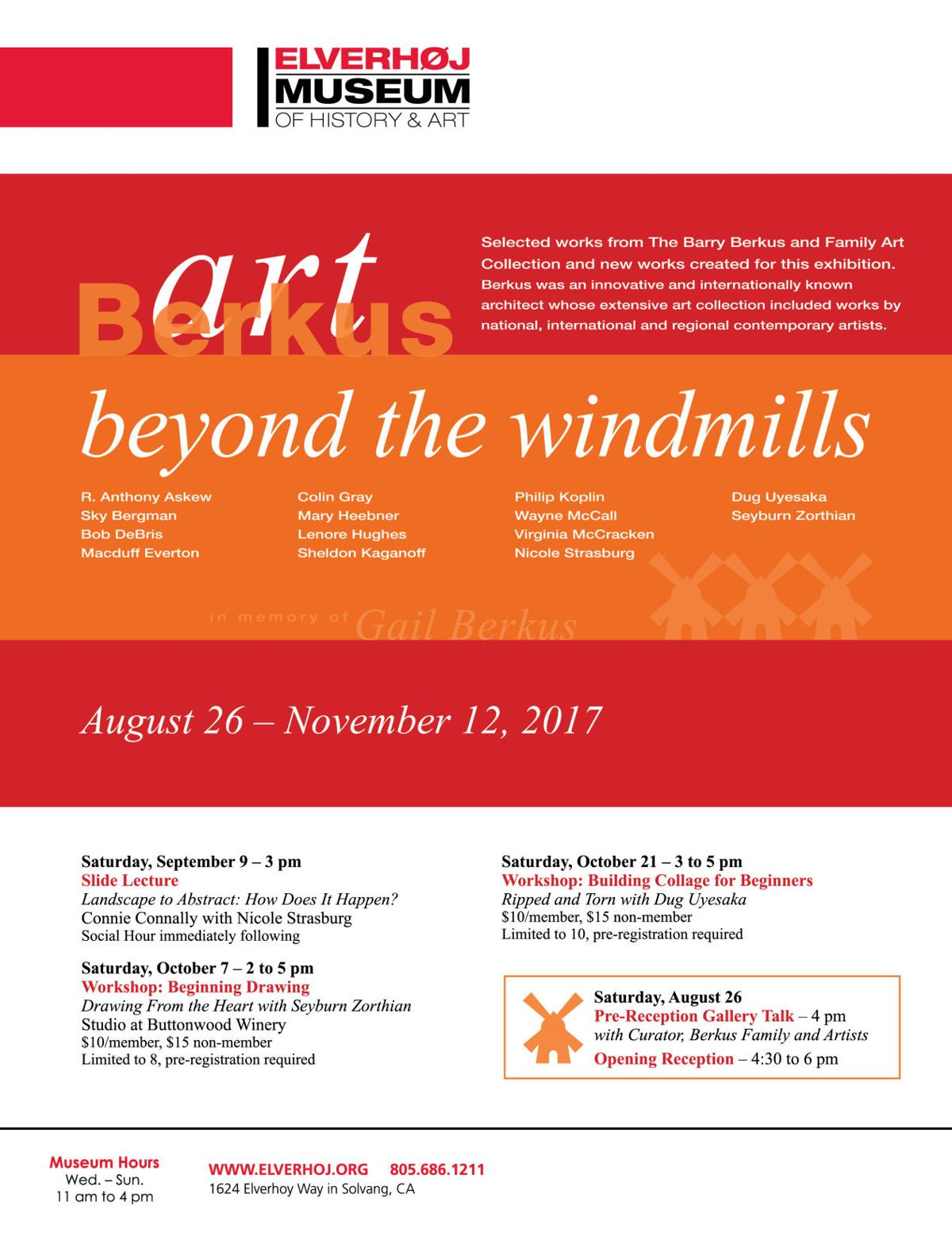 Beyond the Windmills Flyer